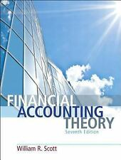 Financial Accounting Theory (7th Edition) by Scott, William R.