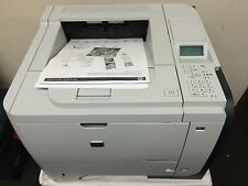HP LaserJet P3015N (CE527A) Workgroup Laser Printer ! Low Page Count