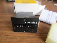 Hengstler 6 Digit Counter, 10Hz, 230 Vac - NEW & Boxed - R1 - 260707