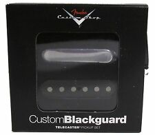 Fender Custom Shop Blackguard Telecaster Pickup set