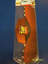 RARE Toy Story Disney Pixar Movie Kids Birthday Party Favor Paper Cowboy Hats *