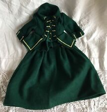 American Girl Doll Outfit FELICITY'S RIDING HABIT Jacket & Skirt