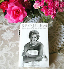 Princess Diana Requiem A Collection of Memories and Tributes hardcover book