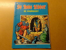 STRIP / DE RODE RIDDER 13: DE VUURGEEST | Herdruk 1980