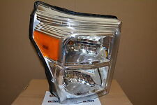 2011-2015 Ford F250 F350 F450 F550 Super Duty RH Passenger Side Headlamp new OEM