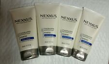 4x Nexxus Therappe Replenishing Shampoo 5.1 fl oz Caviar Complex c16