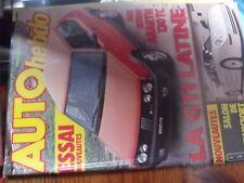 µ?a Revue Auto Hebdo n°387 Albi 1000 Km de Brands Hatch Arnoux Salon Francfort