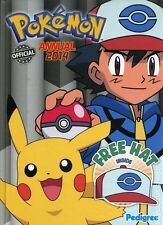 Pokemon Official Interactive Annual 2014 Hard Cover Excellent Pedigree Books