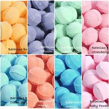 10 Assorted Chill Pills/Mini Marble Bath Bombs