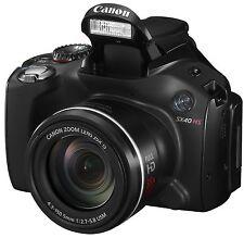 Canon PowerShot SX40 HS Zubehörpaket Accessoires 3xAkku Speicherkarte Tasche OVP