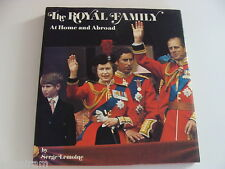 The Royal Family at Home & Abroad 1976 Lemoine Queen Elizabeth II Prince Charles