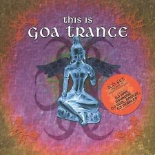 This Is Goa Trance by Various Artists (CD, Sep-2000, 2 Discs, Cleopatra)