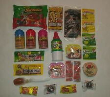 23 PIECES MEXICAN CANDY ASSORTMENT