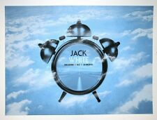 JACK WHITE LOS ANGELES 2012 concert poster TODD SLATER Limited edition print 288