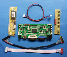 HDMI DVI VGA AUDIO Controller Board for 17.1inch 1440x900 LM171W02-TLB2 LVDS LCD