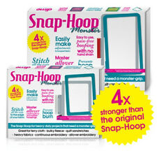 Monster SNAP HOOP Embroidery Hoop-Brother Innov-is 1000 1200 1250D PC8200 PC8500