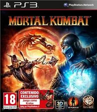 Mortal Kombat Ps3 (no disco, juego-digital)