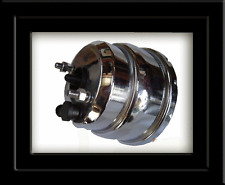 Holden HQ HJ HX HZ Chrome Power Brake Booster New 8inch FREE SHIPPING