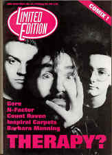 Limited Edition #37 1993 Therapy? Insprial Carpets