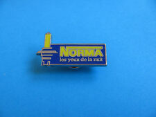 NORMA, Vehicle Light Bulb Company Pin Badge, VGC. Enamel.