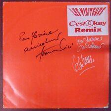 Les Visiteurs Maxi 45 tours Promo C'est OKay 1993