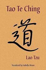 Tao Te Ching (2003, Paperback)