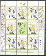 Fußball-WM, Soccer - Irland - 1 KB ** MNH 1990