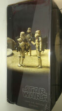 SIDESHOW STAR WARS Sandtrooper statue diorama Look Sir droids limited edition