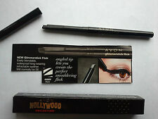 AVON NEW HOLLYWOOD GLIMMERSTICK FLICK EYELINER* BLACK * BOXED L@@K FREE DELIVERY