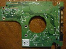 Western Digital WD5000BPVT-22HXZT3 (771820-800 AF) DCM:HVOTJVB 500gb Sata PCB
