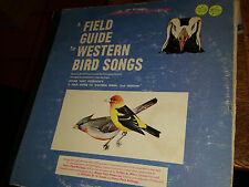 Roger Tory Peterson's A Field Guide To Western Bird Songs