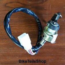 Lucchetto di accensione 6 pin F. KAWASAKI Z 1000 h1 adulti. z1000 ignition lock 6-pin/- Pole