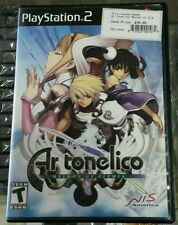 Ar Tonelico: Melody of Elemia PlayStation 2 PS2 Complete CIB FREE FAST SHIPPING