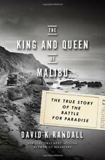 The King and Queen of Malibu by David K. Randall  (Hardcover) NEW FREE SHIPPING