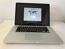 "Apple MacBook Pro 15"" 2.3GHz Core i7-3615QM 750GB 8GB OS X Sierra Mid-2012 LCD"