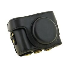 New PU Leather camera case bag Grip Strap for Sony Cyber-Shot DSC-HX50V HX50