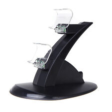 USB Dual Charging Charger Dock Station Stand for Sony Playstation4 PS4
