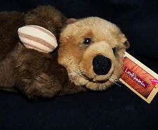 Vintage Dakin Lou Rankin Friends Artists Collection Oswell The Otter Plush 17 in