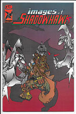 Image Comics - Images Of Shadowhawk - #2 of 4 Oct 1993