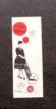L907- Advertising Pubblicità -1960- MPS , LUCIDATRICE ASPIRANTE MOD. KRISTALL