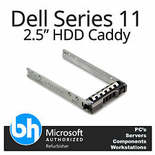 "Dell 2.5"" SAS SATA Hot Plug Hard Drive Tray Caddy G11 R710 R510 R610 0G176J"