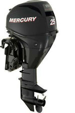 Mercury 25hp EFI Four Stroke Outboard Certified Preowned  25ELPT Fourstroke