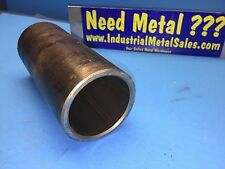 "3"" OD x 6-1/2""-Long x 1/4""Wall DOM Steel Round Tube - 3"" OD DOM x.250"