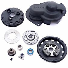 TRAXXAS 2WD SLASH SLIPPER CLUTCH, GEARS, AND DUST COVER