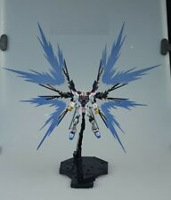 MG Master Grade 1/100  Effect parts for Strike freedom Gundam wing ZGMF-X20A