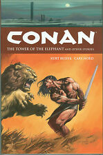 Conan Vol 3 The Tower of the Elephant Hardcover HC Dark Horse Cary Nord Kaluta