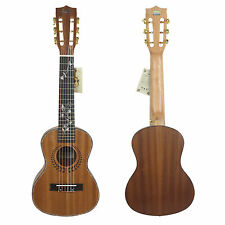 28 inch MGH-26 Guitalele 6 String Ukulele with Free String + Mini Travel Guitar