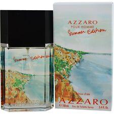Azzaro Pour Homme Summer by Azzaro EDT Spray 3.4 oz