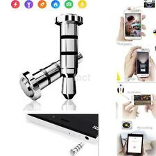 2Pcs Small Smart Phone Button Quick Klick Pressy Dustproof Plug For Android 4.0