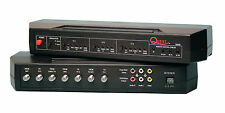 Quest Technology QS53E RV 5 In 3 Out Video Control Center Switch Box